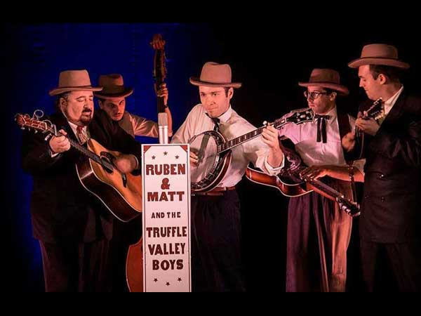 Ruben & Matt and the Truffle Valley Boys